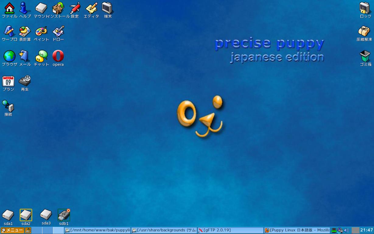 Linux gl h